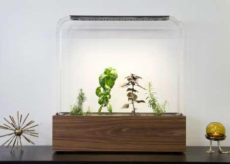 Design-Conscious Smart Gardens