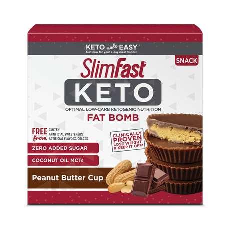 Keto-Friendly Chocolate Cups