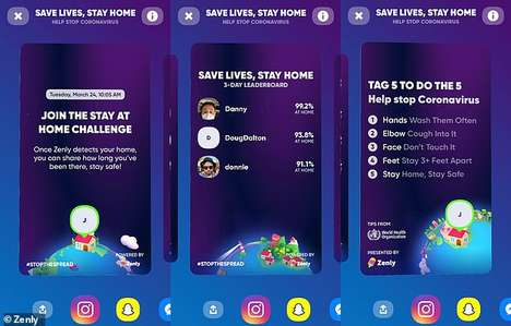 Safety-Encouraging App Games