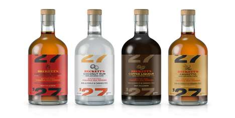 Liquor-Inspired Elixirs