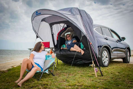 Car Camper Tent Designs