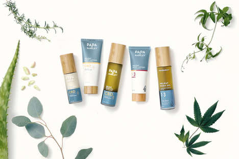 Rosin-Infused Skincare