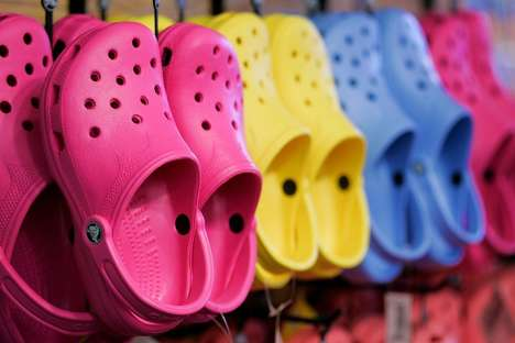 Complimentary Healthcare Worker Footwear
