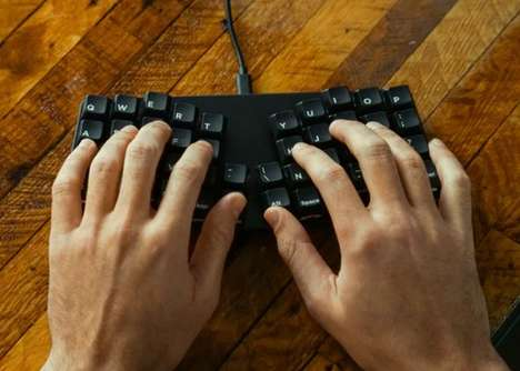 Ultra-Portable Mechanical Keyboards