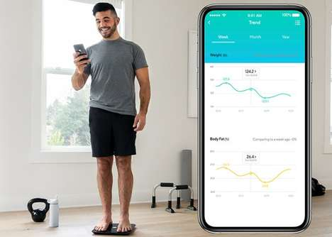 Accessible Smart Home Scales