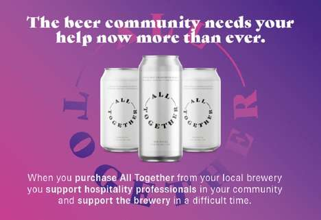 Supportive Collaboration Beers