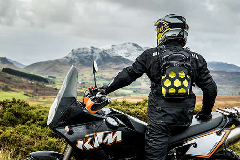 Motorcyclist Adventurer Packs