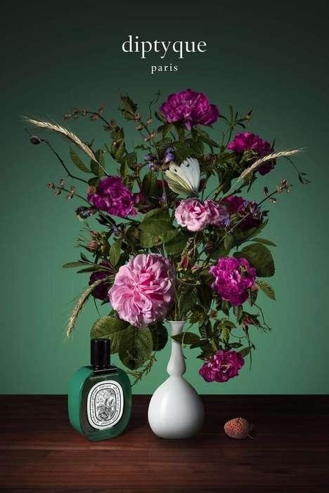 Haute Floral Fragrance Ranges
