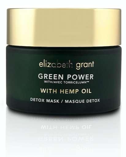 Detoxifying Hemp Oil Masks