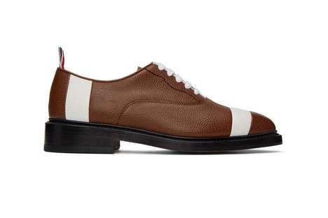 Sports Equipment-Inspired Footwear