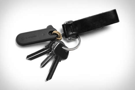 Multipurpose Tracking Keychains