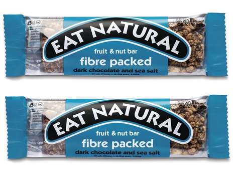 Fiber-Focused Snack Bars