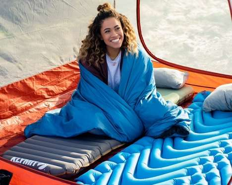 Cozy Hybrid Camper Mattresses