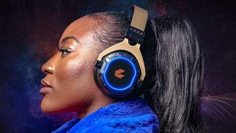Immersive 4D Audio Headphones