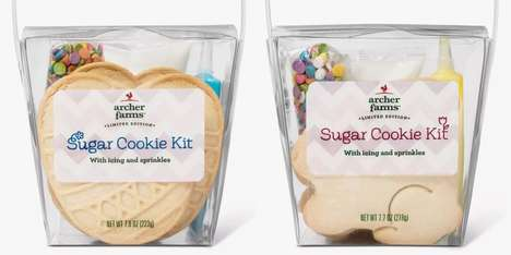 DIY Sugar Cookie Kits