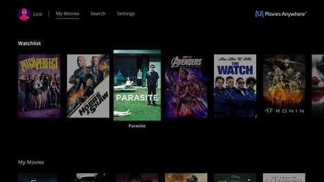 Streamlined Smart TV Apps