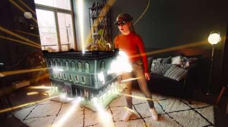 Immersive Diorama Games