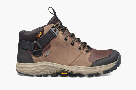 Sandal-Inspired Hiking Boots