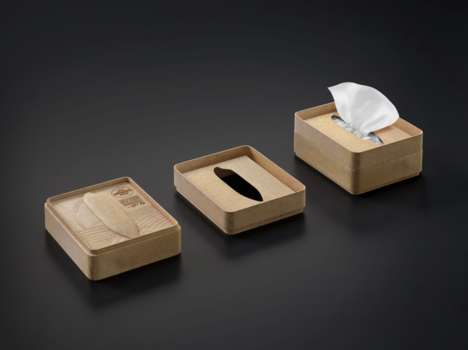 Reusable Rice Box Packaging