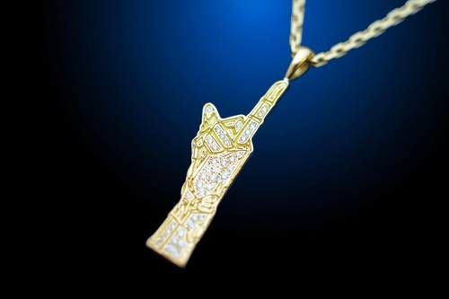 Satirical Humorous Jewelry Designs