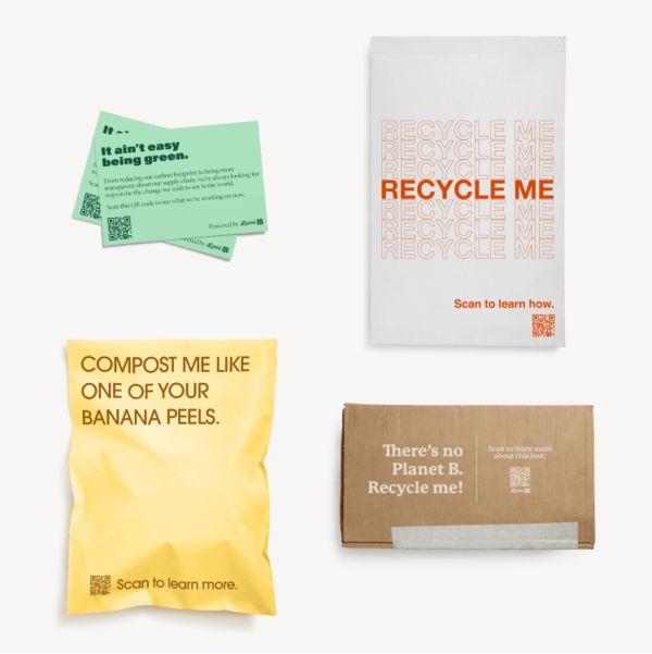 Scannable Responsible Packaging