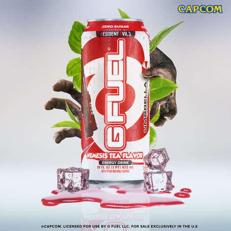 Horror Game-Inspired Beverages