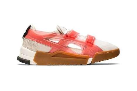 Oversized Bright Tonal Sneakers