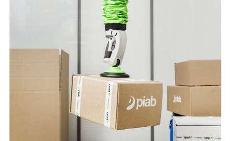 Efficient Robotic Vacuum Lifts