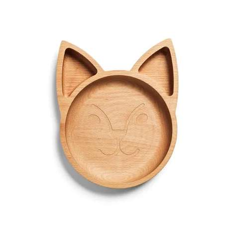 Wooden Animal-Inspired Homeware