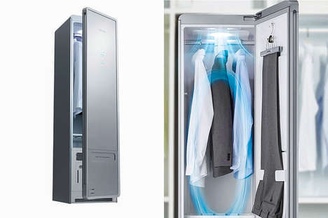 Dual-Purpose Clothing Purifiers