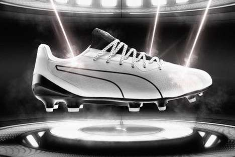 Precise Ball-Control Soccer Cleats
