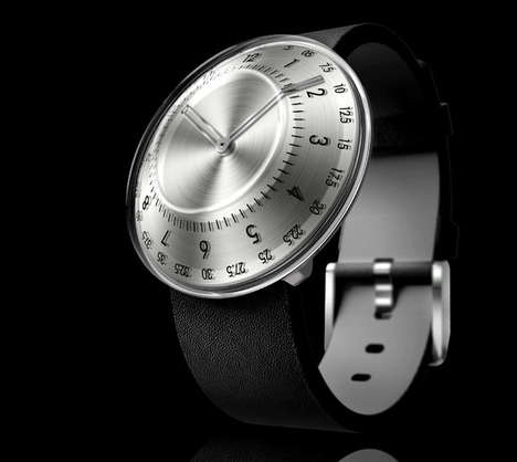 Elevated Focus-Shifting Timepieces