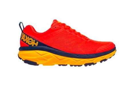 Vibrant Functional Trail Footwear