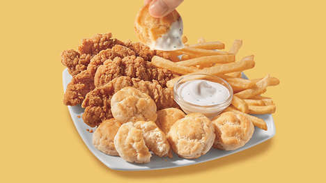 Southern-Inspired QSR Foods