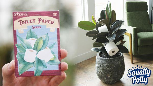 DIY Toilet Paper Pranks