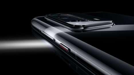 Ergonomic Visionary Smartphones