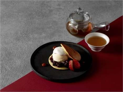 Traditional Japanese Sweets Cafes
