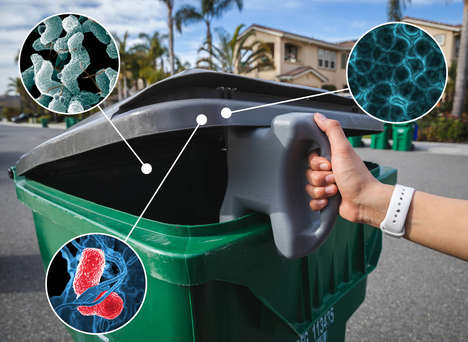 Contact-Free Garbage Openers