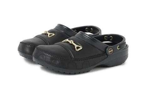 Formal Loafer-Inspired Clogs