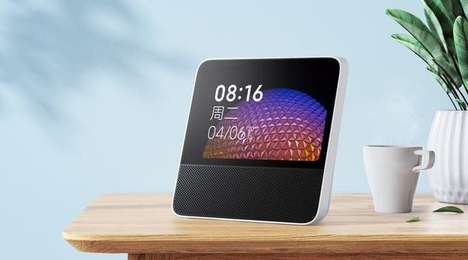 Biometric Speaker Displays