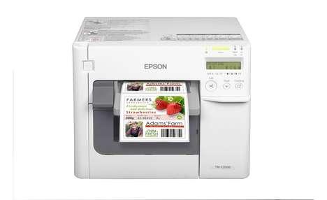 Premium Retail Printer Labels