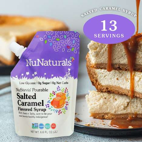 Sugar-Free Caramel Sweeteners