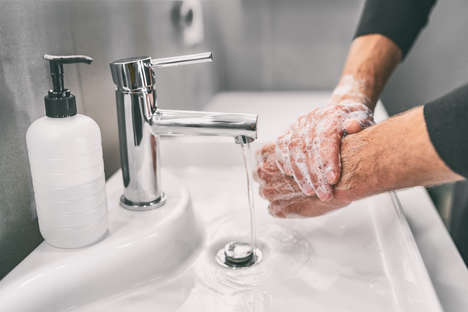 Olympian Hand Washing Campaigns