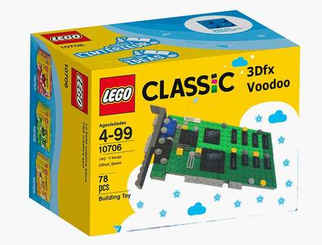 Computing-Inspired Building Block Kits