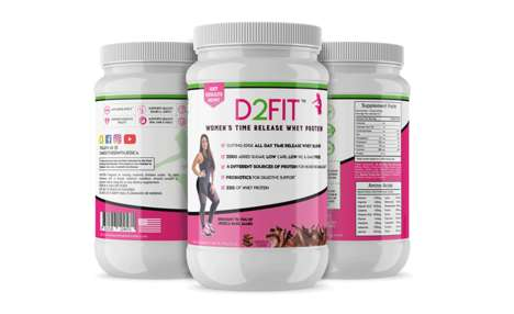 Female-Targeted Protein Supplements