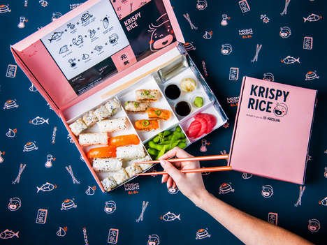 Delivery-Only Sushi Restaurants