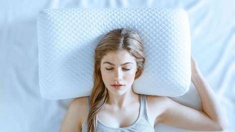 Responsive Shapeshifting Pillows