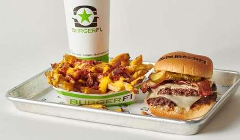Pork Belly-Blended Burgers