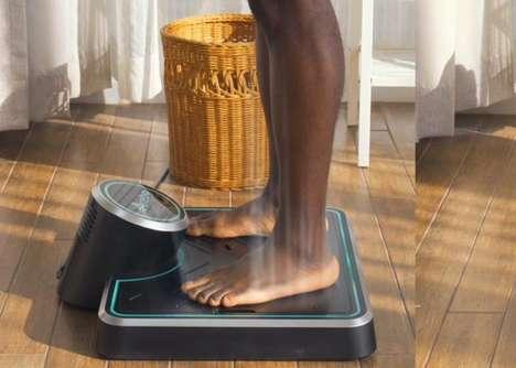 Hygienic Body-Drying Appliances