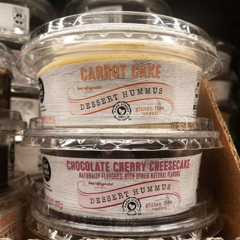 Carrot Cake-Flavored Dips